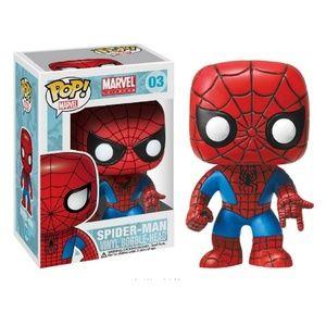 Funko Marvel - Spiderman Vinyl Collectible Figure